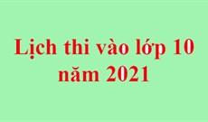Tra cứu điểm thi vào lớp 10 năm 2021 toàn quốc