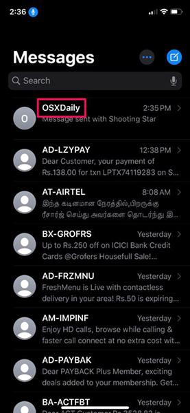 Cách gửi tin nhắn bằng giọng nói trên iPhone