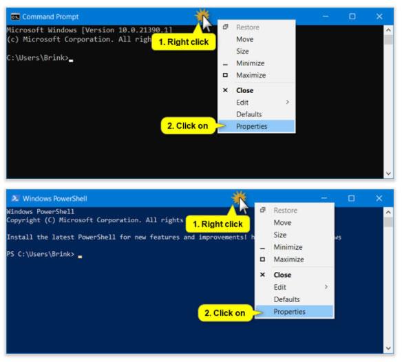 Cách thay đổi ứng dụng Terminal mặc định trong Windows 10