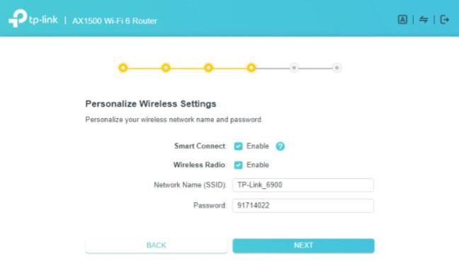 Cá nhân hóa cài đặt không dây trên router TP-Link