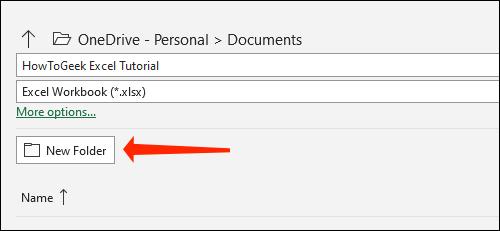 Cách tự động lưu file Excel vào OneDrive - Ảnh minh hoạ 6