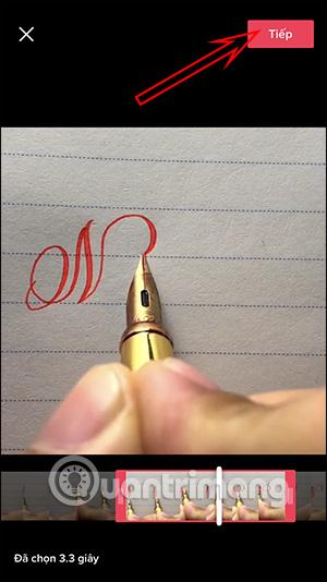 Cách dùng tính năng Stitch TikTok quay video - Ảnh minh hoạ 4
