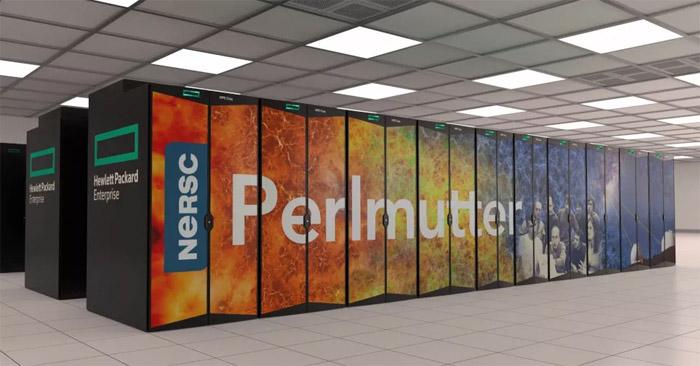Siêu máy tính Perlmutter
