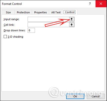 Cách tạo Combo Box trong Excel - Ảnh minh hoạ 3