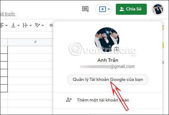 Cách đổi đơn vị tiền tệ mặc định Google Sheets - Ảnh minh hoạ 4