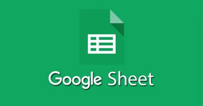 Cách khóa cột trong Google Sheets