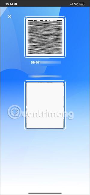 Sử dụng thẻ qua mã QR