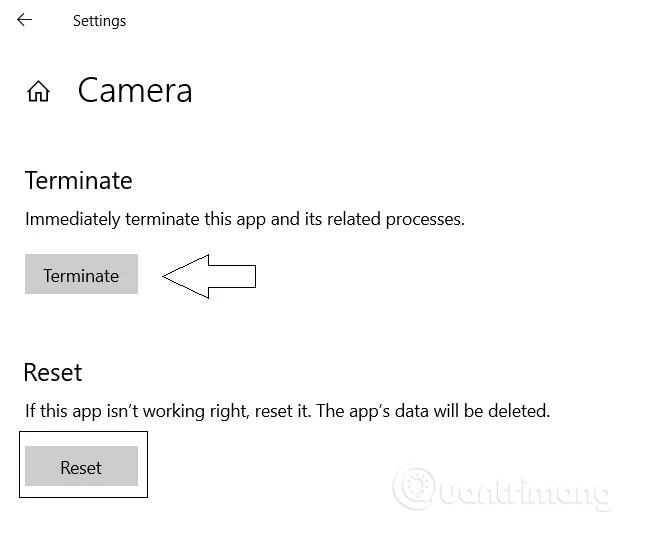 Cách khắc phục lỗi webcam tắt mở liên tục trên Windows 10