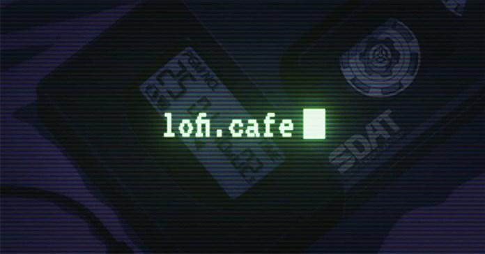 Cách nghe nhạc Lofi trên trang web lofi.cafe