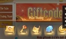 Giftcode Vua Pháp Thuật mới nhất và cách nhập