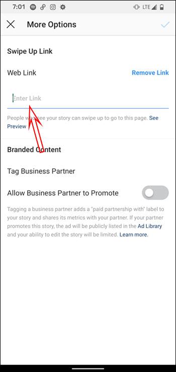 Cách thêm liên kết vào Story Instagram - Ảnh minh hoạ 3