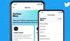 Twitter chính thức triển khai dịch vụ Twitter Blue, giá gần 3 USD/tháng