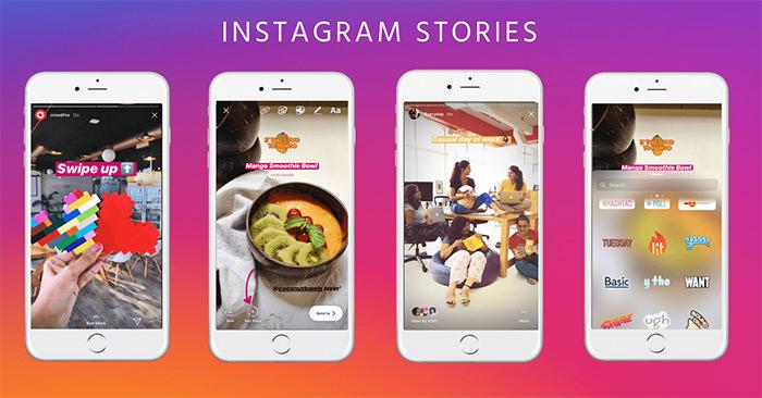 Mẹo tạo Story Instagram đẹp, độc đáo trên điện thoại