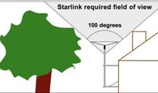 Dịch vụ Internet vệ tinh Starlink hiện đại của Elon Musk gặp đối thủ lớn là những cái cây