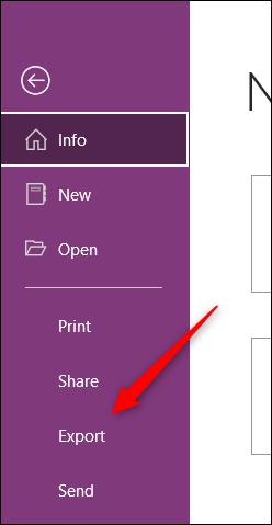 Cách xuất ghi chú Microsoft OneNote sang dạng file PDF - Ảnh minh hoạ 3