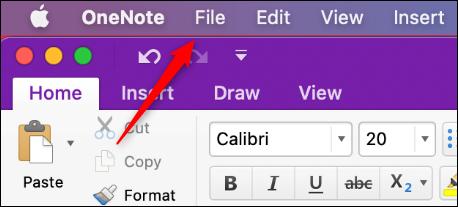Cách xuất ghi chú Microsoft OneNote sang dạng file PDF - Ảnh minh hoạ 7