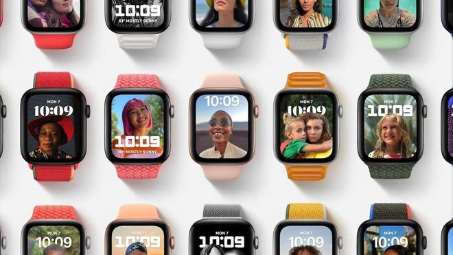 watchOS 8 là một bản nâng cấp nhẹ của watchOS 7