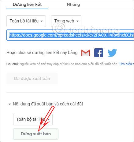 Cách mở link trong Google Sheets bằng 1 lần click chuột - Ảnh minh hoạ 6