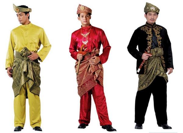 Trang phục truyền thống của Malaysia