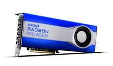 AMD trình làng loạt GPU máy trạm Radeon PRO W6000 series thế hệ mới với nhiều nâng cấp mạnh mẽ