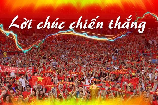 Câu cổ vũ bóng đá Việt Nam hay nhất