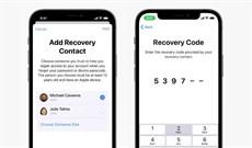 iOS 15 cho phép người thân thừa kế dữ liệu và hỗ trợ bạn lấy lại mật khẩu Apple ID