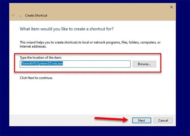 Sửa lỗi bàn phím ảo không hoạt động trong Windows 10 - Ảnh minh hoạ 3