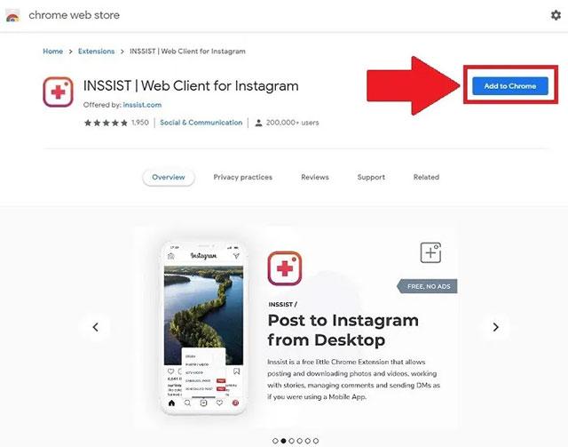 Cách đăng tải video từ PC lên Instagram - Ảnh minh hoạ 6