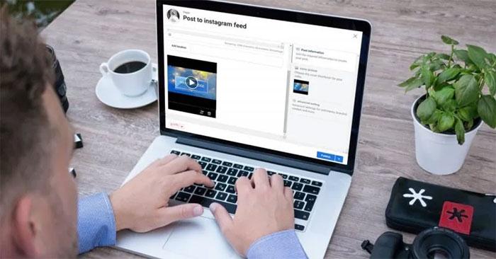Cách đăng tải video từ PC lên Instagram