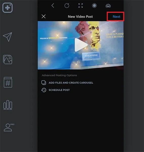Cách đăng tải video từ PC lên Instagram - Ảnh minh hoạ 8