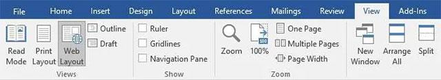 Cách thiết lập hiển thị từng trang văn bản một trong Microsoft Word ở mọi độ phân giải - Ảnh minh hoạ 2