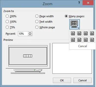 Cách thiết lập hiển thị từng trang văn bản một trong Microsoft Word ở mọi độ phân giải - Ảnh minh hoạ 6