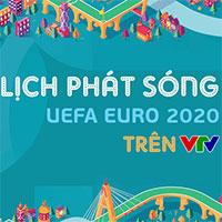 Euro 2021 chiếu trên kênh nào? Các kênh xem trực tiếp Euro 2021