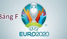 Lịch thi đấu chi tiết bảng F Euro 2021 giờ Việt Nam
