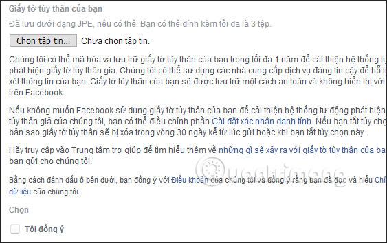 Cách mở tài khoản Facebook bị checkpoint - Ảnh minh hoạ 2