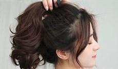 Các kiểu buộc tóc đẹp, phù hợp với từng khuôn mặt giúp bạn thêm trẻ trung, năng động