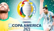 Xem Copa America 2021 kênh nào? Link xem trực tiếp Copa America 2021
