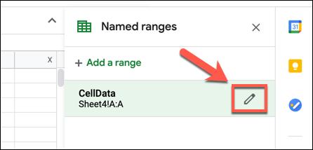 Cách đổi tên, đặt tên cho hàng hoặc cột trong Google Sheet - Ảnh minh hoạ 5