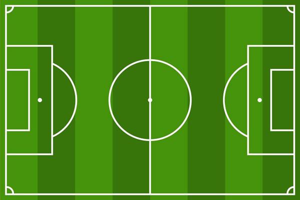 Kích thước của sân bóng đá