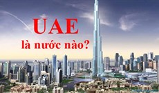 UAE là nước nào? 9 điều thú vị về quốc gia giàu thứ 9 thế giới