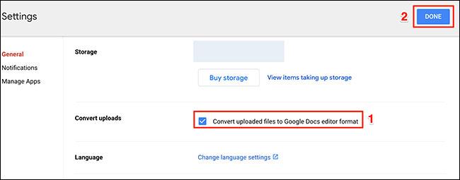 Cách chuyển đổi (convert) nhiều tài liệu Word sang Google Docs - Ảnh minh hoạ 2