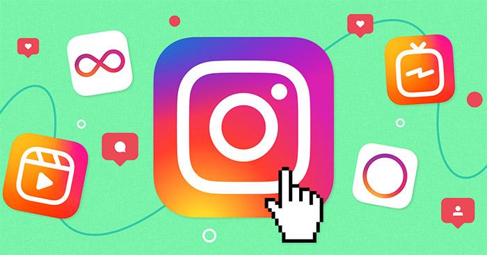 Cách tải filter mắt to miệng rộng trên Instagram
