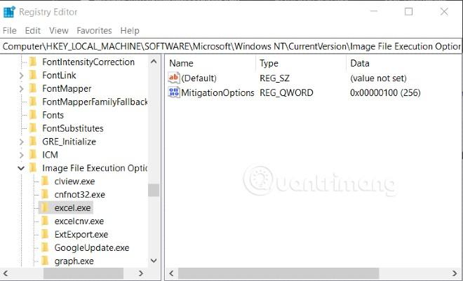 Cách sửa lỗi Windows cannot find msedge.exe