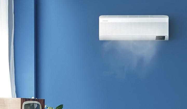 Điều hòa Samsung Wind-Free 23000 lỗ khí