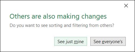 Cách xem tạm thời file Excel khi làm việc chung - Ảnh minh hoạ 3