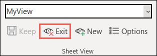 Cách xem tạm thời file Excel khi làm việc chung - Ảnh minh hoạ 6
