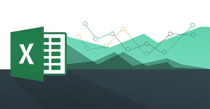 Cách xem tạm thời file Excel khi làm việc chung