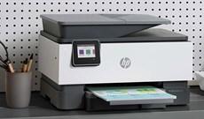 Cách đổ mực vào máy in HP
