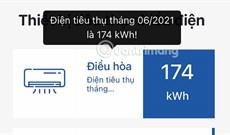 Cách tính tiền điện điều hòa mỗi tháng với EPoint
