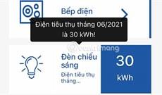 Cách tính điện năng tiêu thụ của các thiết bị điện trong nhà với EPoint